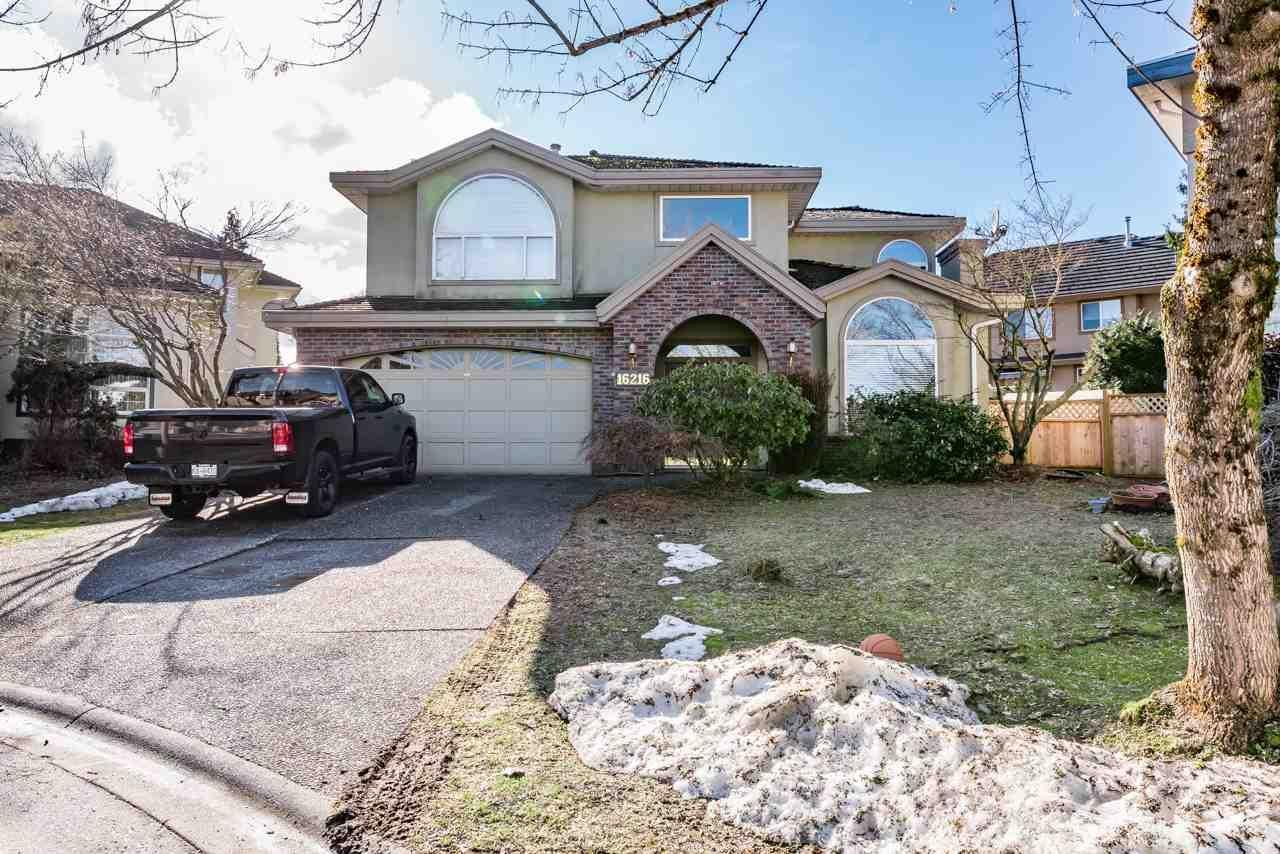 R2161988 - 16216 110A AVENUE, Fraser Heights, Surrey, BC - House/Single Family