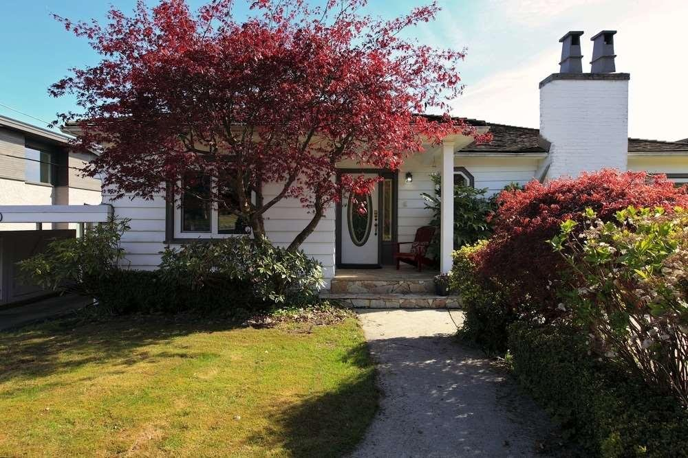 R2162231 - 1120 PALMERSTON AVENUE, British Properties, West Vancouver, BC - House/Single Family