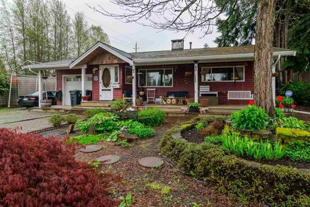 R2162520 - 9046 QUEEN STREET, Fort Langley, Langley, BC - House/Single Family