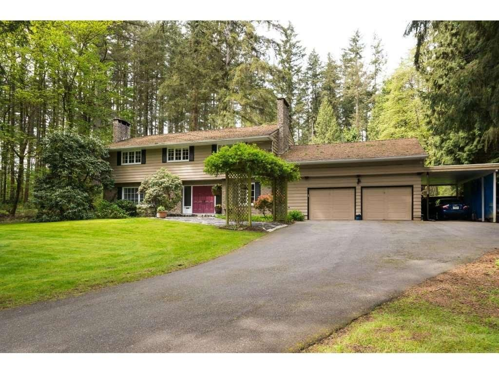 R2162552 - 12467 53 AVENUE, Panorama Ridge, Surrey, BC - House/Single Family