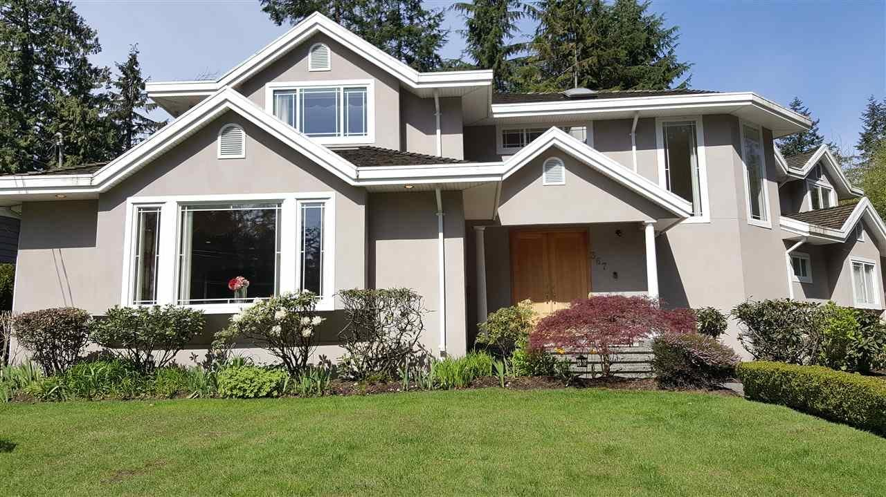 R2162611 - 367 MOYNE DRIVE, British Properties, West Vancouver, BC - House/Single Family