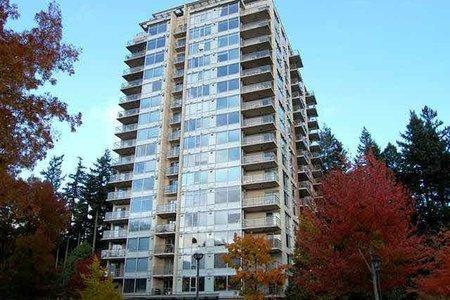 R2162683 - 808 5639 HAMPTON PLACE, University VW, Vancouver, BC - Apartment Unit