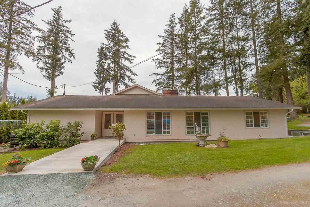 R2162689 - 5497 125A STREET, Panorama Ridge, Surrey, BC - House/Single Family