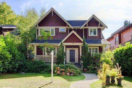 R2162881 - 2918 W 13TH AVENUE, Kitsilano, Vancouver, BC - House/Single Family