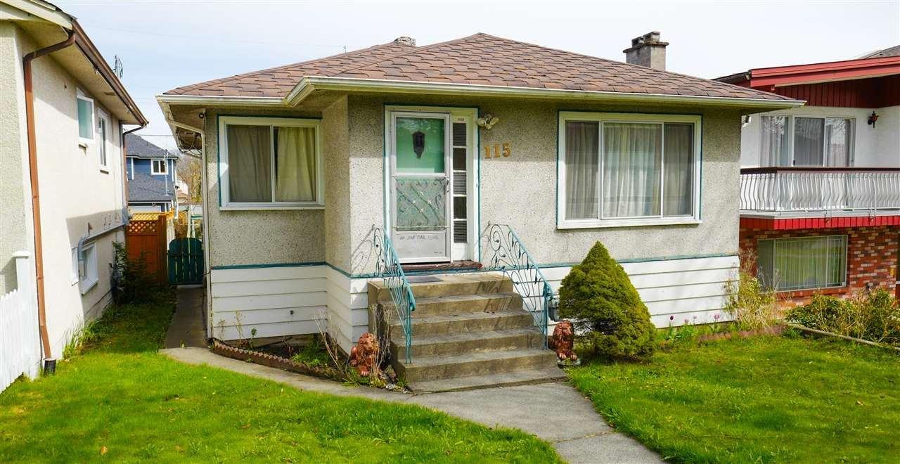 R2163035 - 115 E 39TH AVENUE, Main, Vancouver, BC - House/Single Family