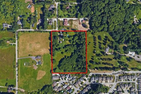 R2163047 - 23802 123 AVENUE, East Central, Maple Ridge, BC - House with Acreage