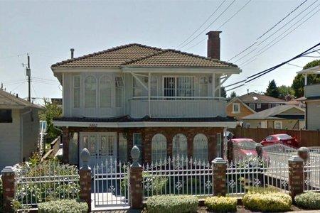 R2163257 - 3402 WELLINGTON AVENUE, Collingwood VE, Vancouver, BC - House/Single Family