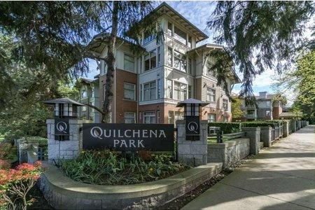 R2163365 - 201 2083 W 33RD AVENUE, Quilchena, Vancouver, BC - Apartment Unit