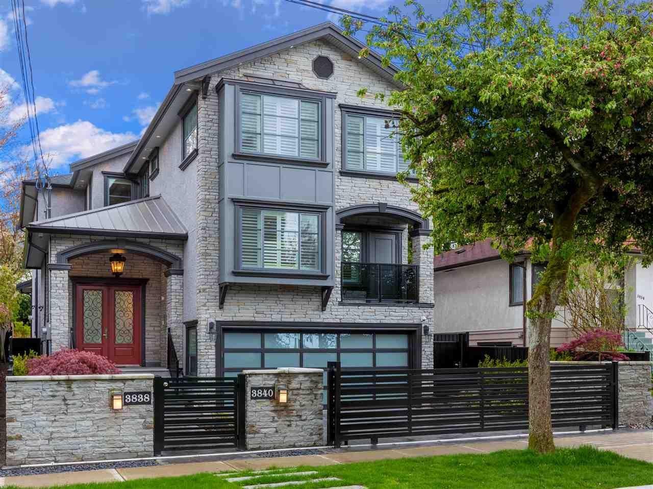 R2163439 - 3838 ONTARIO STREET, Main, Vancouver, BC - House/Single Family