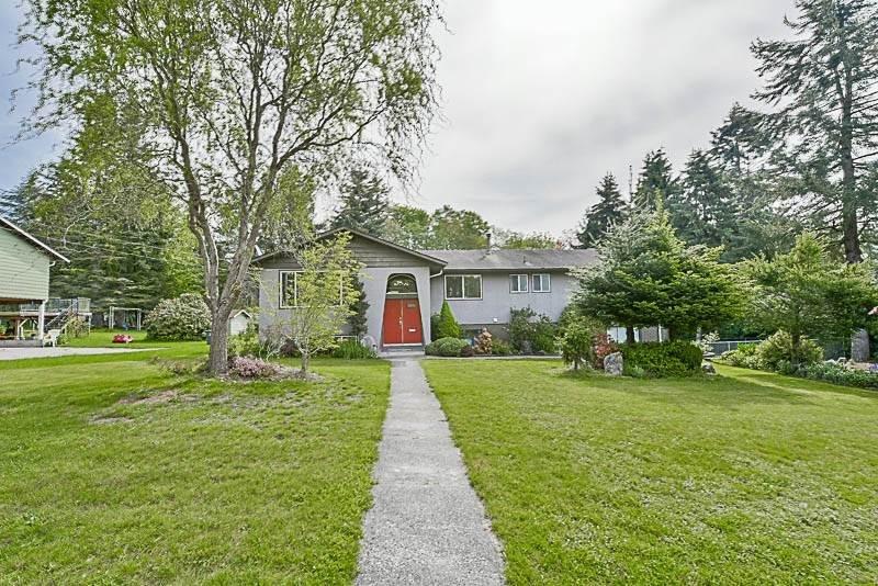 R2163567 - 5534 129 STREET, Panorama Ridge, Surrey, BC - House/Single Family