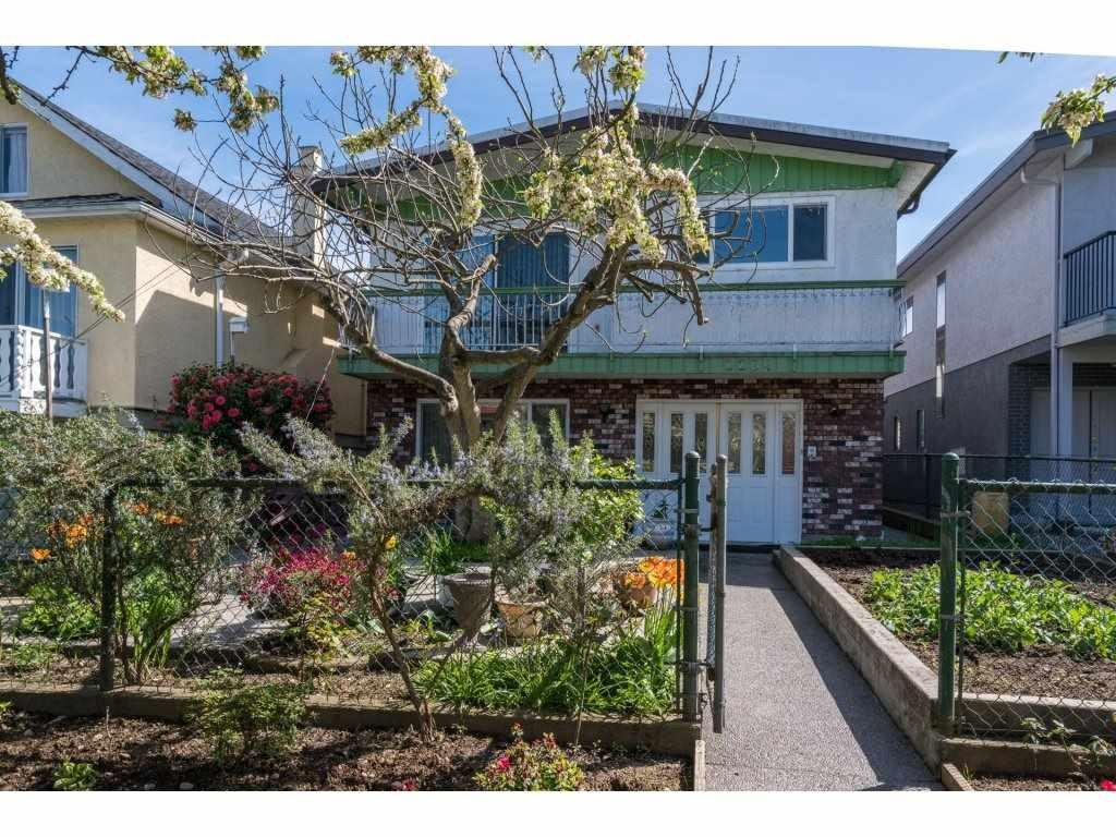 R2163592 - 2234 MANNERING AVENUE, Victoria VE, Vancouver, BC - House/Single Family