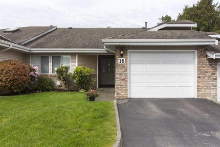 R2163676 - 16 5051 203 STREET, Langley City, Langley, BC - Townhouse