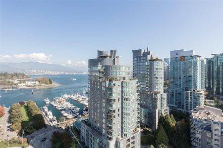R2164010 - 1903 1616 BAYSHORE DRIVE, Coal Harbour, Vancouver, BC - Apartment Unit