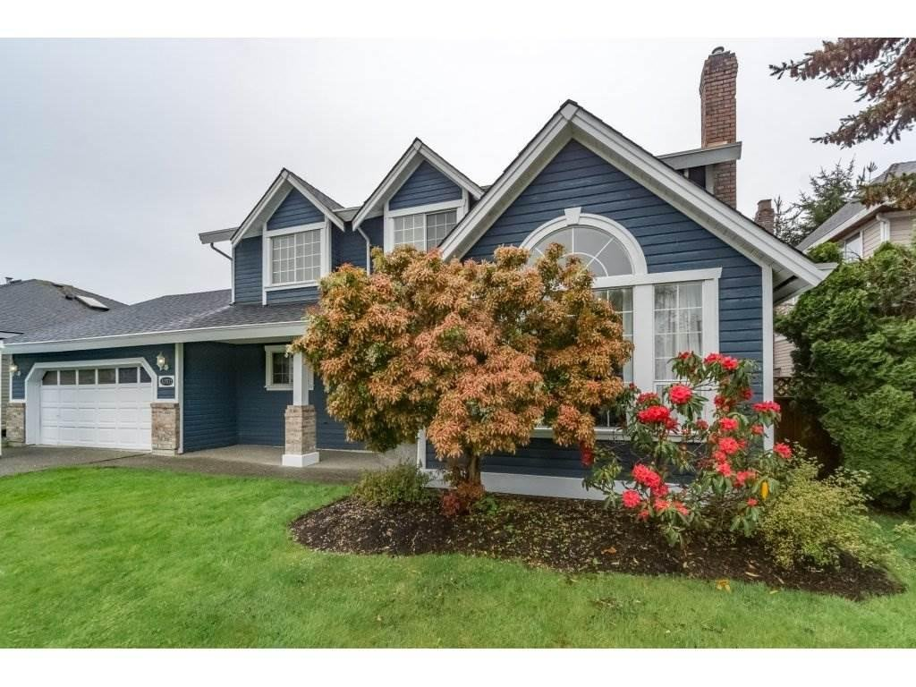 R2164346 - 10571 164 STREET, Fraser Heights, Surrey, BC - House/Single Family