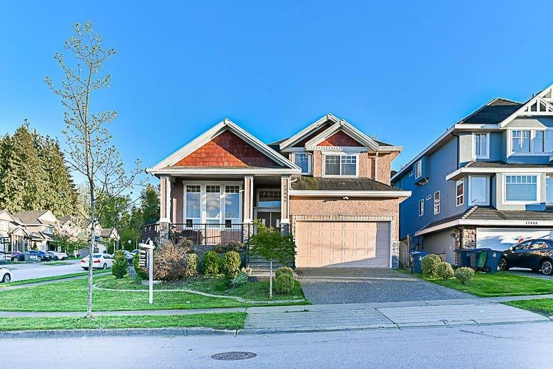 R2164597 - 17496 103B AVENUE, Fraser Heights, Surrey, BC - House/Single Family