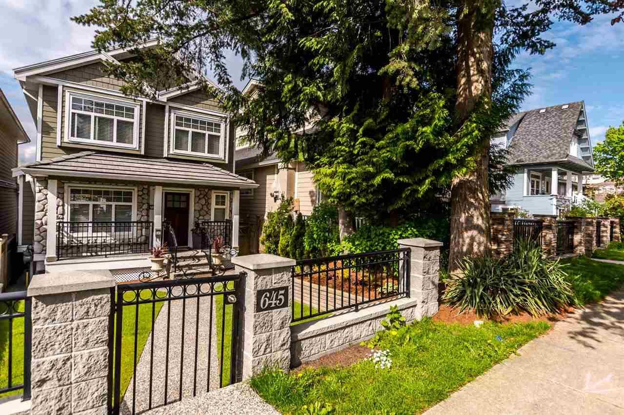 R2164623 - 645 E 30TH AVENUE, Fraser VE, Vancouver, BC - House/Single Family