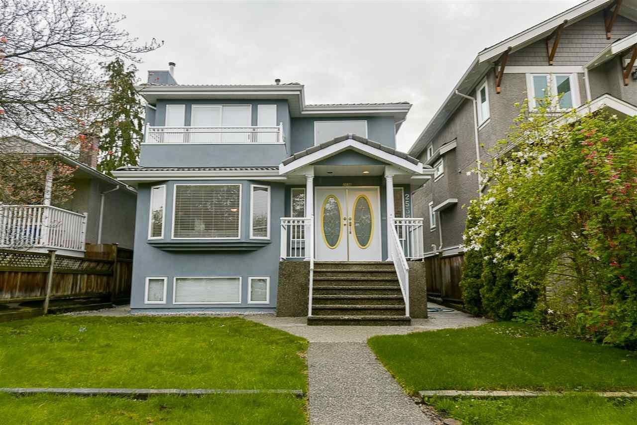 R2164635 - 2538 TRINITY STREET, Hastings East, Vancouver, BC - House/Single Family