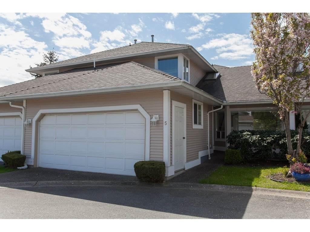 R2164764 - 5 11965 84A AVENUE, Annieville, Delta, BC - Townhouse