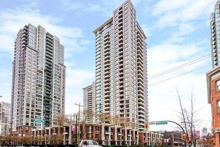 R2164795 - 2007 928 HOMER STREET, Yaletown, Vancouver, BC - Apartment Unit