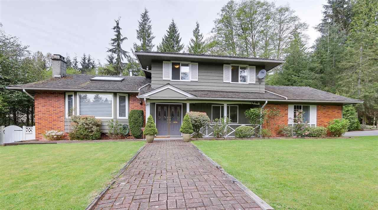 R2164798 - 101 DEEP DENE PLACE, British Properties, West Vancouver, BC - House/Single Family