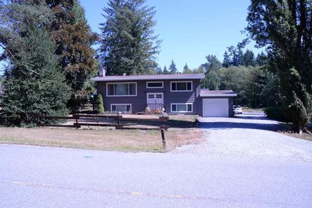 R2164971 - 11776 248 STREET, Websters Corners, Maple Ridge, BC - House with Acreage