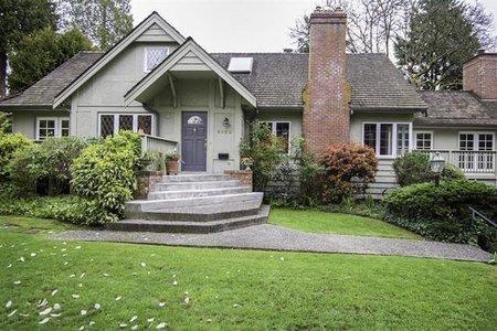 R2165786 - 6250 CEDARHURST STREET, Kerrisdale, Vancouver, BC - House/Single Family