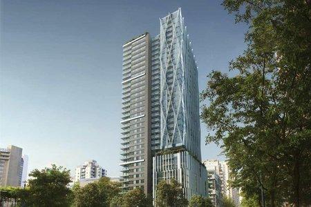 R2166056 - 2905 1111 RICHARDS STREET, Downtown VW, Vancouver, BC - Apartment Unit