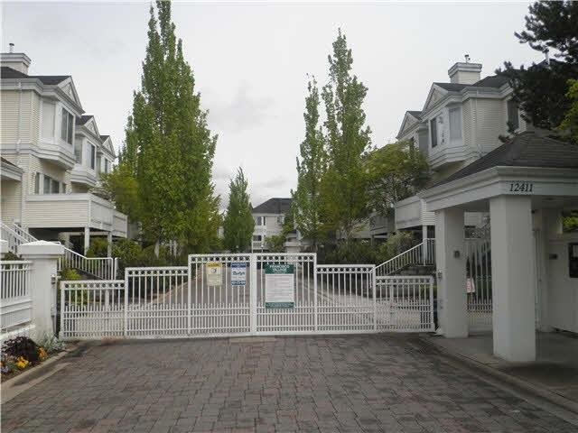 R2166193 - 5 12411 JACK BELL DRIVE, East Cambie, Richmond, BC - Townhouse