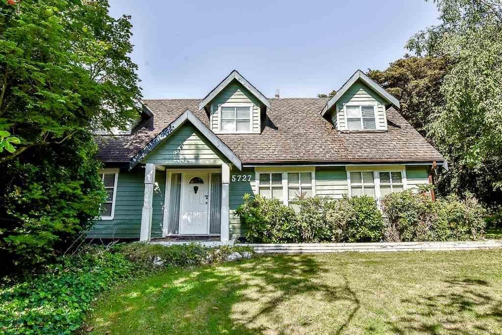 R2166305 - 5727 128 STREET, Panorama Ridge, Surrey, BC - House with Acreage