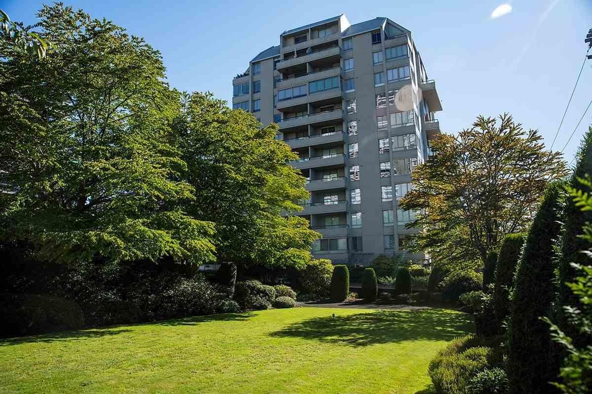 R2166495 - 401 1485 DUCHESS AVENUE, Ambleside, West Vancouver, BC - Apartment Unit