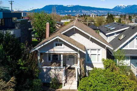 R2166540 - 3775 W 12TH AVENUE, Point Grey, Vancouver, BC - House/Single Family