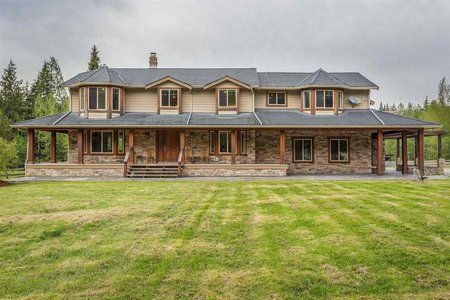 R2166569 - 26271 116 AVENUE, Websters Corners, Maple Ridge, BC - House with Acreage