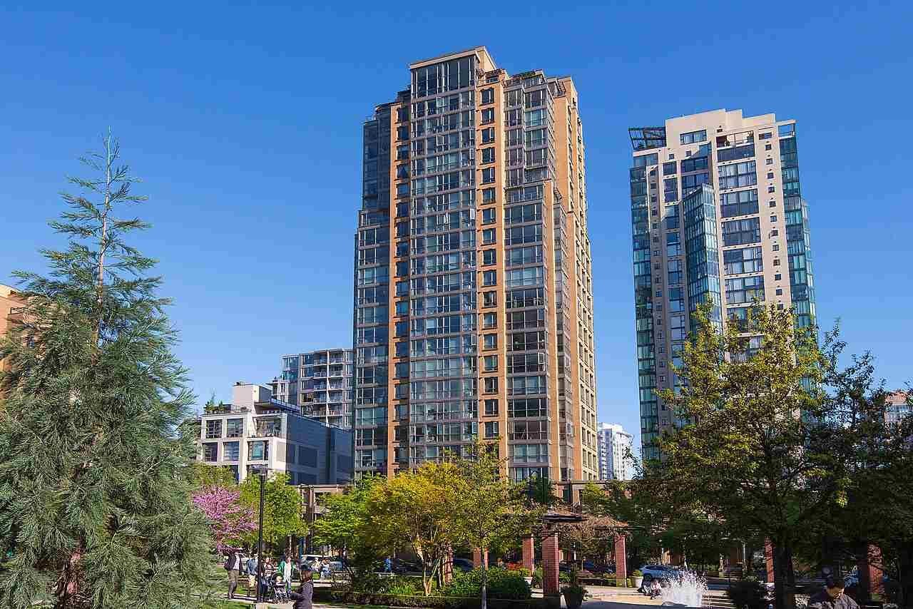 R2167050 - 2310 1188 RICHARDS STREET, Yaletown, Vancouver, BC - Apartment Unit