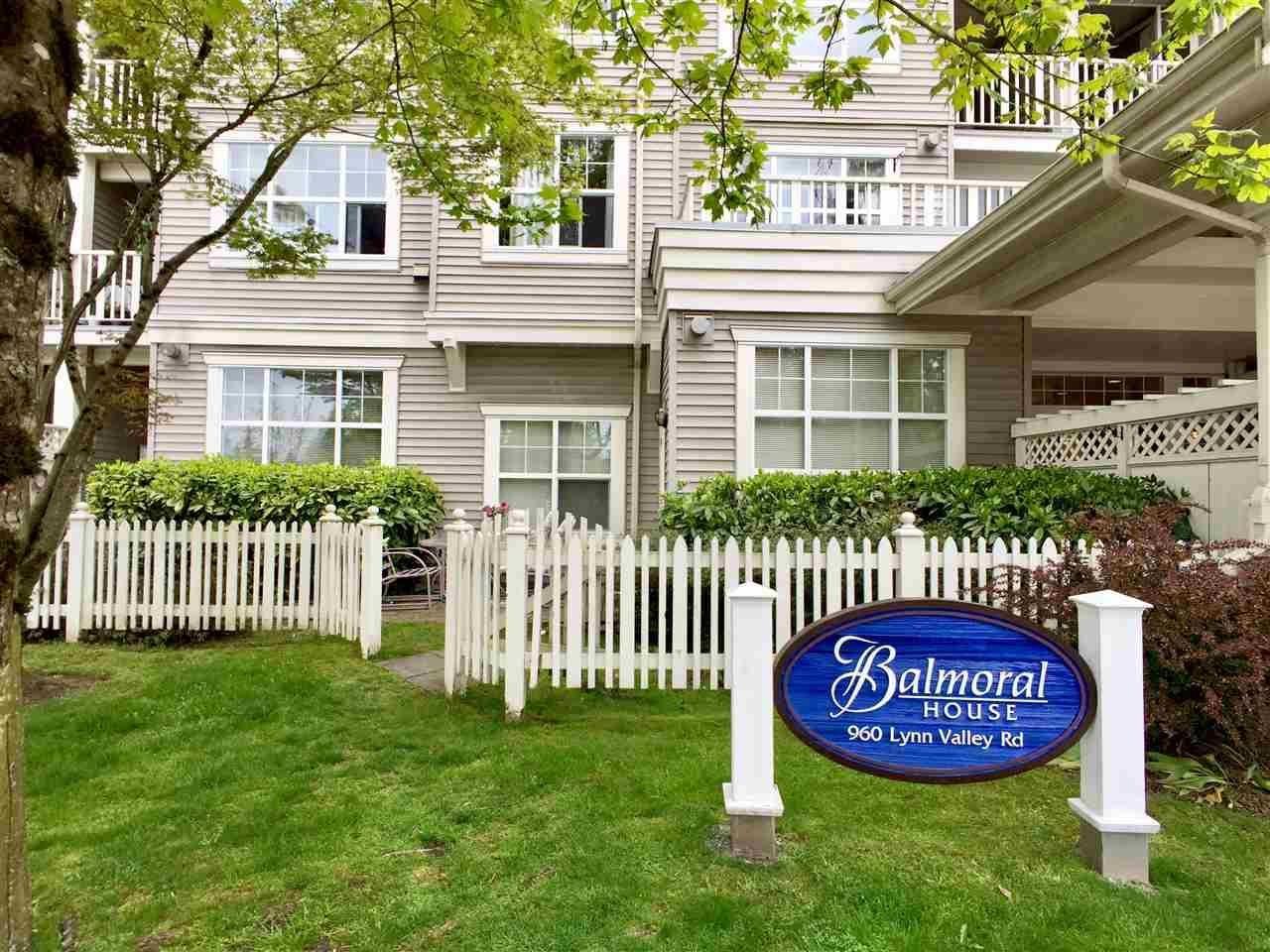 R2167395 - 113 960 LYNN VALLEY ROAD, Lynn Valley, North Vancouver, BC - Apartment Unit