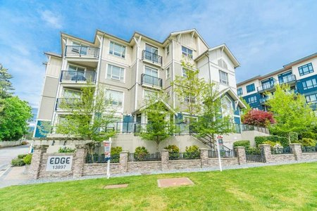 R2167622 - 101 13897 FRASER HIGHWAY, Whalley, Surrey, BC - Apartment Unit