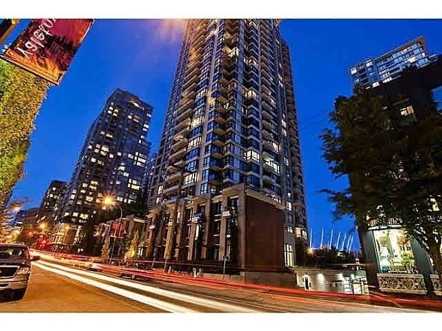 R2168012 - 2502 928 HOMER STREET, Yaletown, Vancouver, BC - Apartment Unit