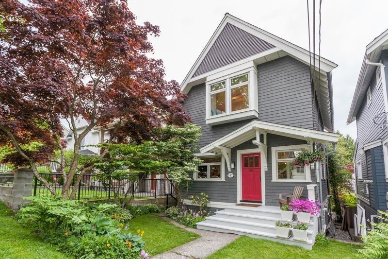 R2168015 - 347 E 28TH AVENUE, Main, Vancouver, BC - House/Single Family