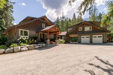 R2168075 - 1044 CEDAR GROVE LANE, Pemberton Meadows, Pemberton, BC - House with Acreage