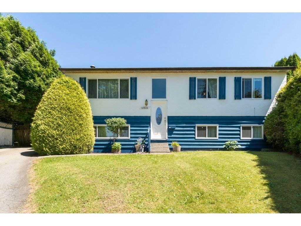 R2168461 - 15033 ASHBY PLACE, Bear Creek Green Timbers, Surrey, BC - House/Single Family