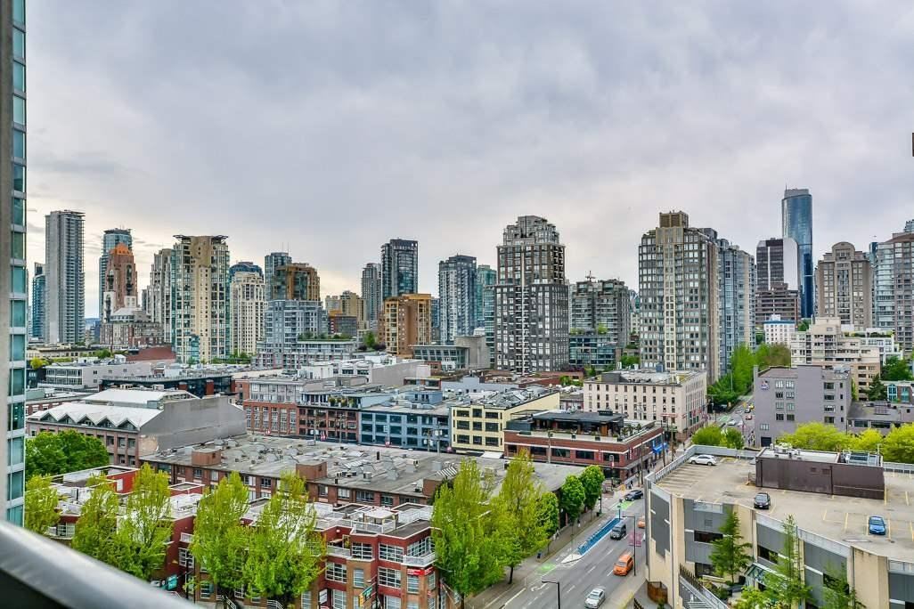 R2168505 - 1601 989 BEATTY STREET, Yaletown, Vancouver, BC - Apartment Unit