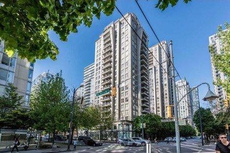 R2168604 - 401 989 RICHARDS STREET, Downtown VW, Vancouver, BC - Apartment Unit