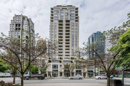 R2168605 - 705 1225 RICHARDS STREET, Downtown VW, Vancouver, BC - Apartment Unit