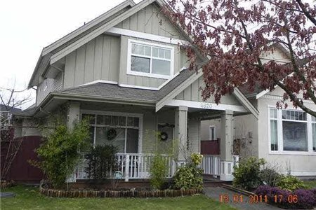 R2168629 - 4620 BLAIR DRIVE, West Cambie, Richmond, BC - House/Single Family