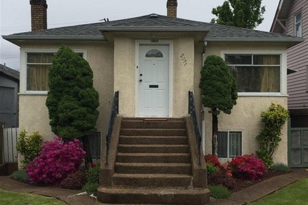 R2168966 - 2371 E PENDER STREET, Hastings, Vancouver, BC - House/Single Family