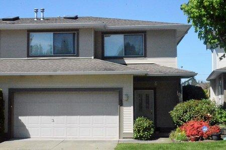 R2168977 - 49 20881 87 AVENUE, Walnut Grove, Langley, BC - Townhouse