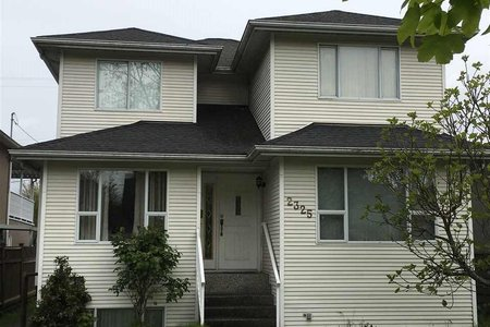 R2169001 - 2325 E PENDER STREET, Hastings, Vancouver, BC - House/Single Family