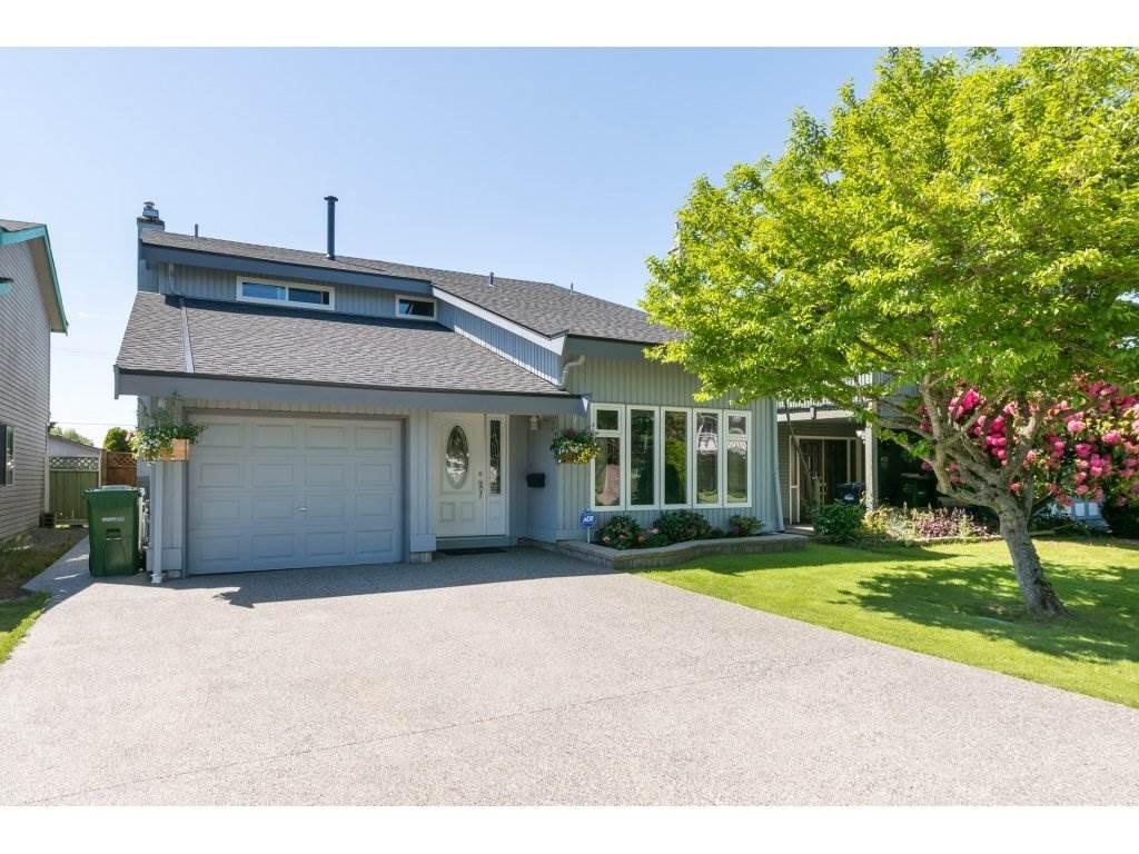 R2169031 - 10331 HOLLYMOUNT DRIVE, Steveston North, Richmond, BC - House/Single Family