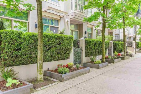 R2169076 - 985 RICHARDS STREET, Downtown VW, Vancouver, BC - Townhouse