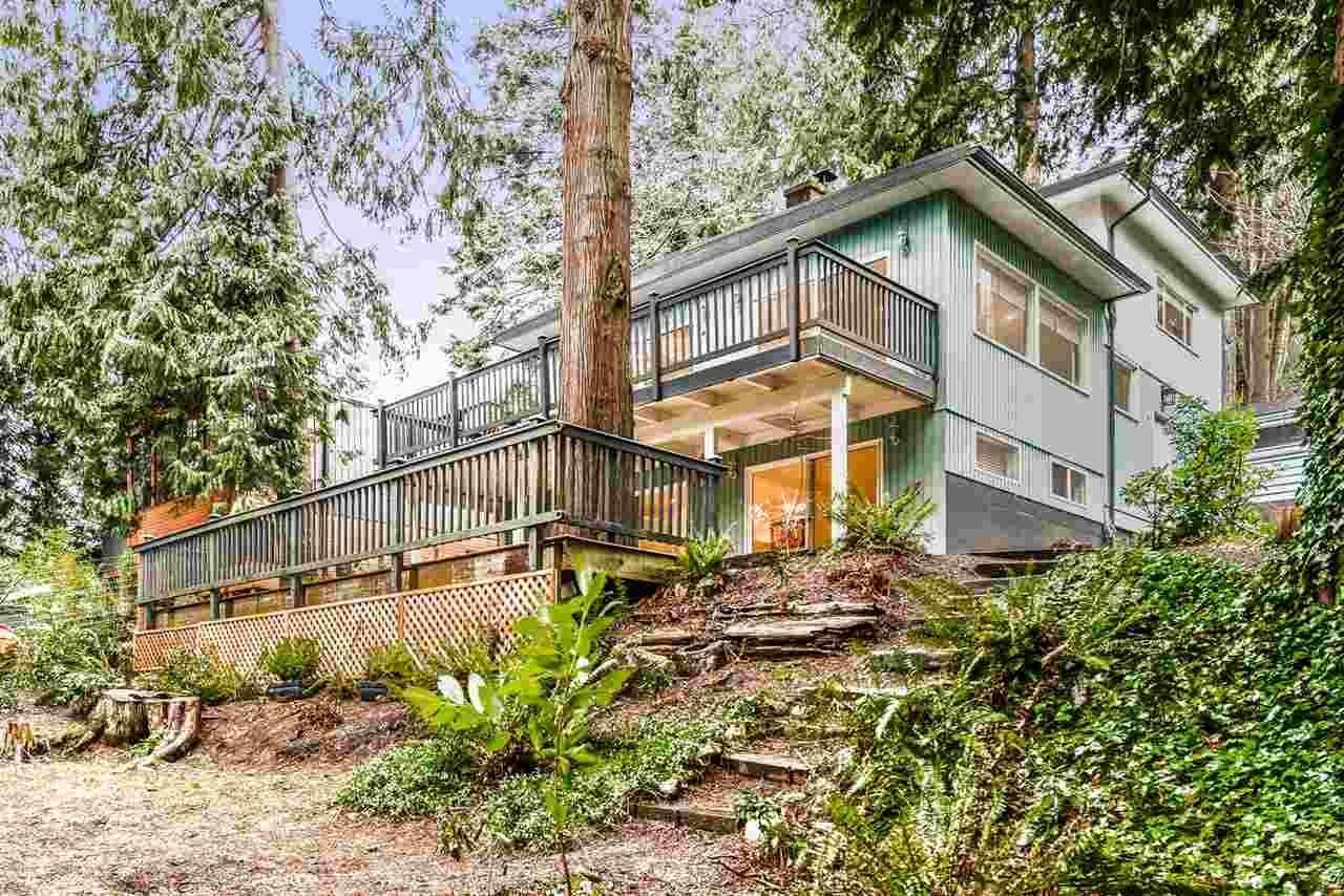 R2169117 - 6434 WELLINGTON AVENUE, Horseshoe Bay WV, West Vancouver, BC - House/Single Family