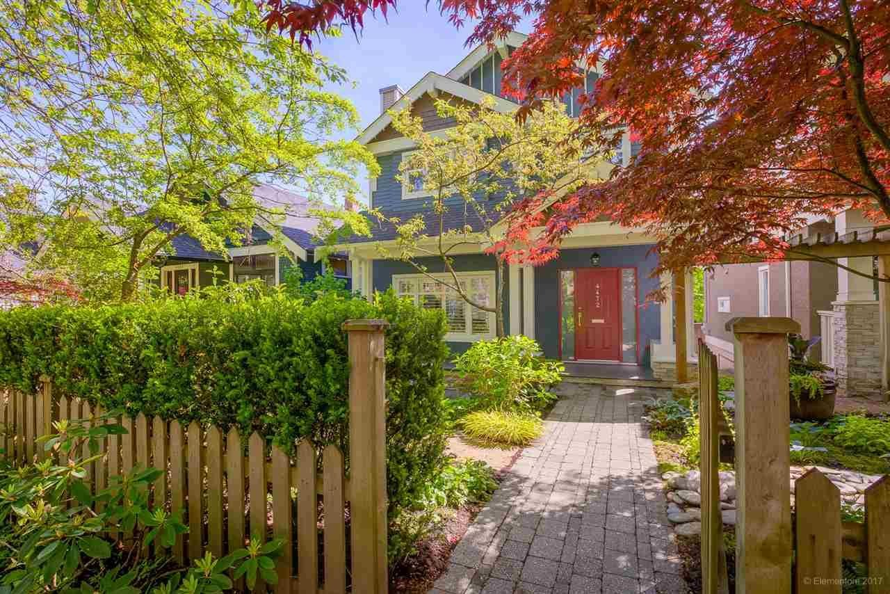 R2169124 - 4472 QUEBEC STREET, Main, Vancouver, BC - House/Single Family